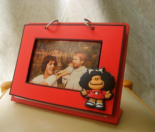 Mafalda roja