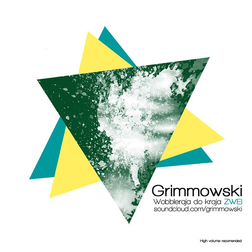 Cover for Grimmowski - Wobbleraja do kraja ZWEI