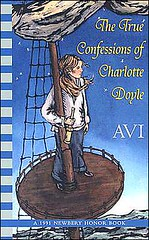4360579953 0ed89138ae m Top 100 Childrens Novels #46: The True Confessions of Charlotte Doyle by Avi