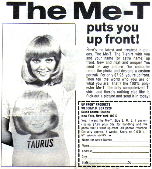 Vintage Ad #1,043: The Me-T