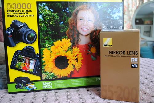Nikon gift