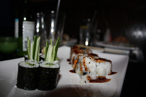 sushi (by caitysparkles)