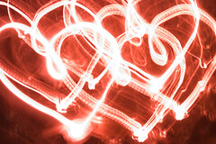 <3 ([RAWRZ!]) Tags: longexposure pink red hearts valentine valentines