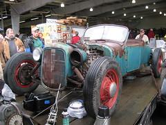 Model T hot rod