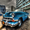 oldcar@La Habana (rinogas) Tags: old car clouds nikon cuba unesco hdr lahabana avana rinogas