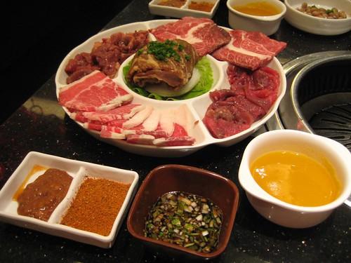Han Na Shan Korean BBQ