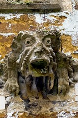 St Mary The Virgin, Finedon, Northamptonshire (Lord Muttley McFester) Tags: church stone carved nikon northamptonshire decoration gargoyle gargoyles creatures finedon d700