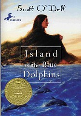 4376497357 8dc570ac50 m Top 100 Childrens Novels #45: Island of the Blue Dolphins by Scott ODell