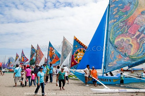 Paraw Regatta 2010 Photos and Videos