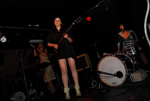 Frankie and the outs at Mercury Lounge