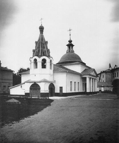 церковь Ржевской Божьей матери (Архнадзор)