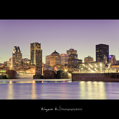 Montreal@Dawn 02 (Ziyan | Photography) Tags: canada night canon purple montreal 5d  oldport    blackcard   24105mm  canonef24105mmf4lisusm