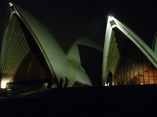 Jon's Visit: Sydney Opera House
