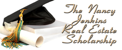 Nancy Jenkins Real Estate Scholarship