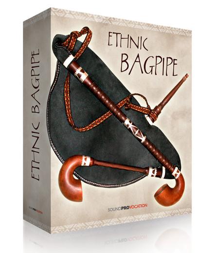 Ethnic Bagpipe