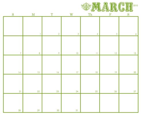 calendar copys