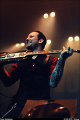Volbeat - 2010-02-24 - 013, The Netherlands (renesebastian) Tags: monks bullet 013 volbeat 013tilburg bulletmonks lastfm:event=1326466 volbeat013 volbeattilburg bulletmonkstilburg bulletmonks013