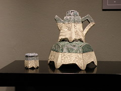 Teaset 190 by Marc Barr (Ant Ware) Tags: art ceramics tea handmade pot clay pottery teapot handbuild
