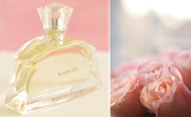Nanette & Pink Roses
