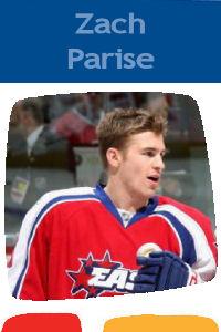 Pictures of Zach Parise!