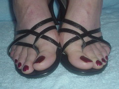 DSC07176 (PrittieToes) Tags: toes polished