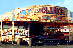 'Spanish City' Waltzer Whitley Bay