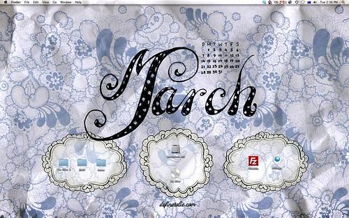 March desktop demo