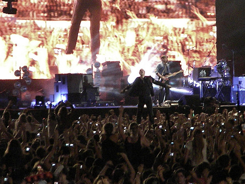 Coldplay en River