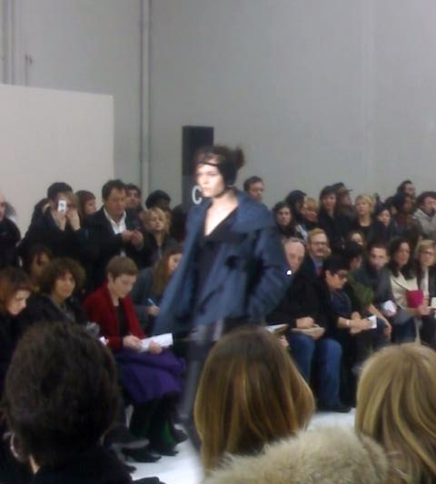 Felipe Oliveira Baptista Fall/10 - Paris Fashion Week