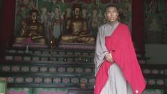 Buddhist monk in Kwangbop Interview part 1 North Korea (Video HD Bank) Tags: asia monk korea asie coree northkorea dprk coreadelnorte nordkorea    coreadelnord  insidenorthkorea  rpdc  coreiadonorte