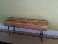 My weekend woodworking project