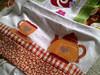 Vamos tomar um chá? (Dipano Ateliê) Tags: de galinha pano patchwork prato cozinha jogos tecido aplicação apliqué dipano