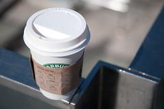 Coffee to go (nicmclee) Tags: barcelona d90 175528