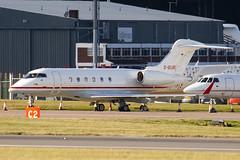 D-BUBI - 20145 - Triple Alpha - Bombardier BD-100-1A10 Challenger 300 - Luton - 091126 - Steven Gray - IMG_4591