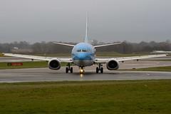 G-THOI - 29327 - Thomson Airways - Boeing 737-36Q - Manchester - 081126 - Steven Gray - IMG_3276
