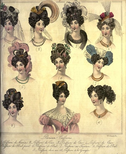 015-The World of fashion and continental feuilletons 1829