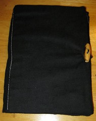 Closed Kindle Cover