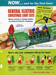 GE 63 Sales Flyer 1 (JeffCarter629) Tags: christmas light electric lights general christmaslights bulbs ge catalogues generalelectricchristmas gechristmas gechristmaslights generalelectricchristmaslights