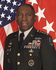 "General William E. ""Kip"" Ward - Commander, United States Africa Command"