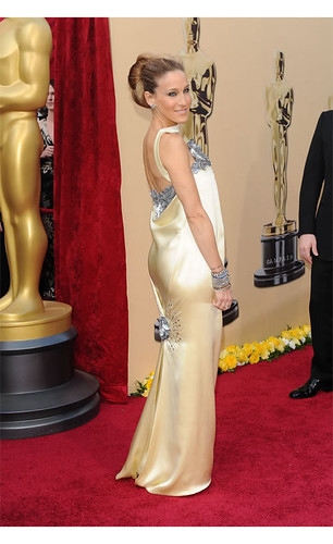 fotos dos vestidos do oscar 2010