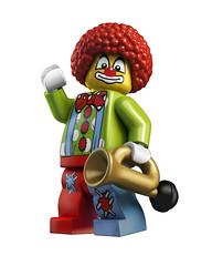 Lego 8683 Minifig Clown