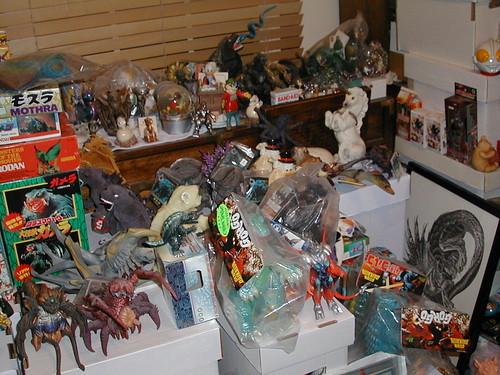 Godzilla, Gamera, etc. collection 3
