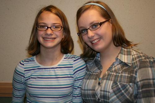 Megan & Sarah