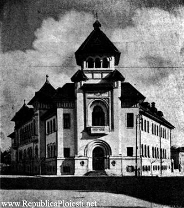 Palatul Administratiei Financiare - 1937