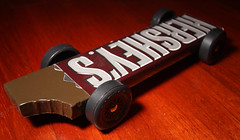 Hershey's Chocolate Bar - Pinewood Derby Car (Shook Photos) Tags: car racecar chocolate boyscouts scouts vehicle candybar derby chocolatebar scouting pinewood cubscouts pinewoodderby chocolatecandy pinewoodderbycars hersheysmilkchocolate pinewoodderbycar 20100314