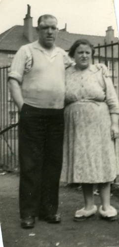Angus Montgomery, Townhead, 1960.