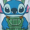 "Stitch ""Overalls"" Baby Outfit"