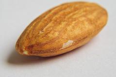 Some macro experiments: Almond (Werner Kunz) Tags: food macro closeup photoshop nikon small wideangle tiny narrow nikond90 werkunz1