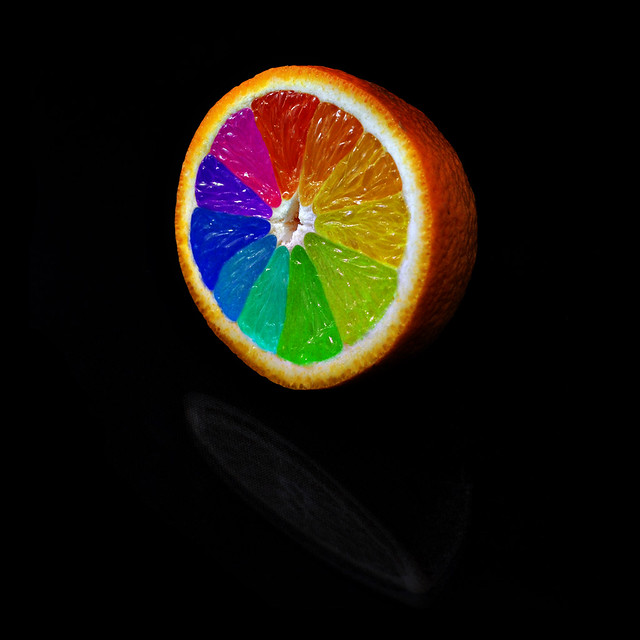 Unique Color Wheel Pictures To Pin On Pinterest