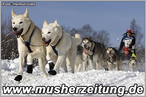 Finnmarkslopet: Wolfram-Schumacher-Start